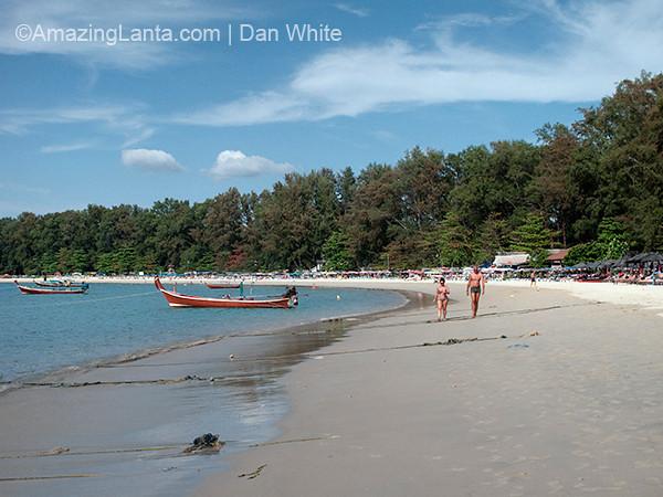 Nai Yang Beach. Phuket. Thailand.
