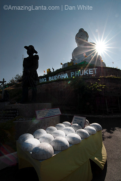Big Buddha. Phuket. Thailand.