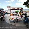 Crepe Stall. Pating Beac. Phuket. Thailand.