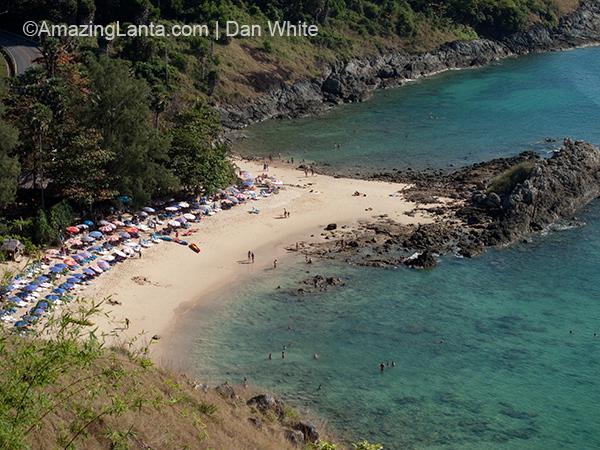 Yanui Beach. Phuket. Thailand.
