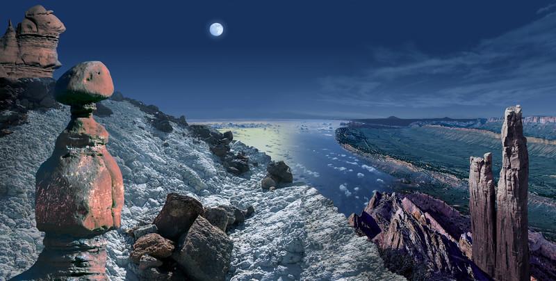 Strike Valley Moon