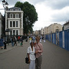 Maureen and Saradha in Greenwich