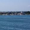 Point Judith, Narragansett, RI from Block Island Ferry