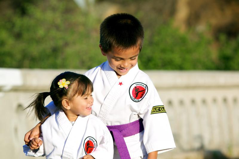 Shorin Ryu Karate