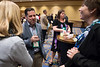 Minneapolis, MN - The PAEA 2016 Education Forum 2016 - Attendees during a reception at the Physician Assistant Education Association Meeting here today, Friday October 14, 2016. Photo by © PAEA/Scott Morgan 2016 Contact Info: todd@medmeetingimages.com Keywords:
