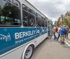 Shuttle Bus, Berkeley Lab
