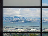 Bay Bridge and San Francisco View from Inside Molecular Foundry Lab