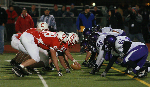 Football: Pioneer at Canton 2009