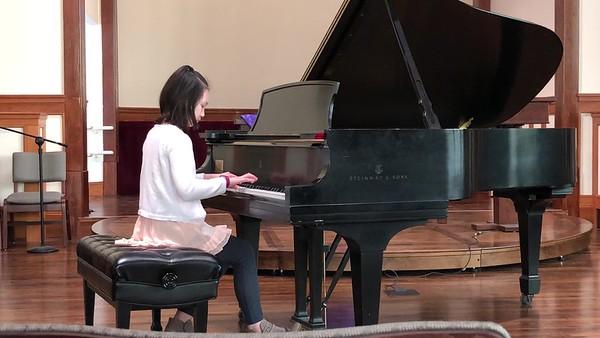 Piano Recital @ CCM