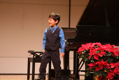 2013 Piano Basics Winter Concert