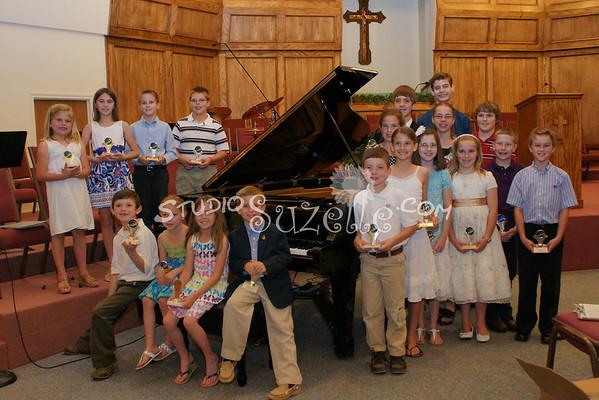 2011, 05-07 Piano Recital