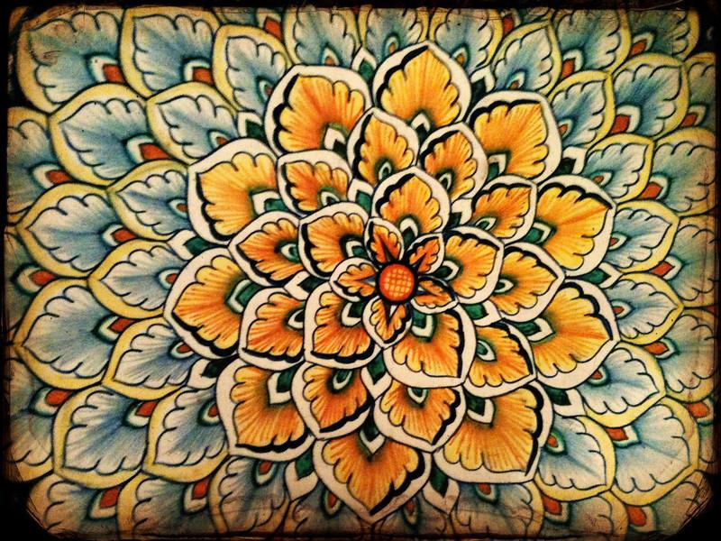 Painted Ceramic<br /> <br /> By Gialletti Giulio<br /> Dec. A Mano, Deruta Perugia