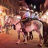 French Quarter Street Scene