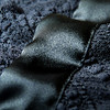 Navy Blue Textile Terrain