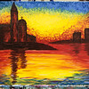 "Art Night at The Funky Paintbrush in Woodstock<br /> <br /> <a href=""http://thefunkypaintbrush.com/portfolio/394/"">http://thefunkypaintbrush.com/portfolio/394/</a>"