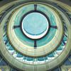 Belk Library Atrium