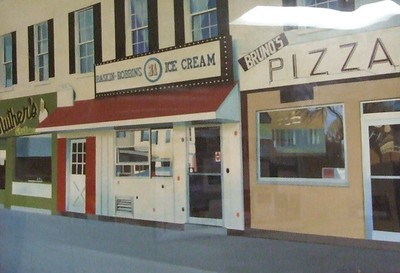 Throwback Thursday Uptown, Muthers, Baskin Robins Brunos #tbt