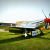 P-51 Mustang - Pecos Bill at Hamilton Butler County Regional Airport this Weekend