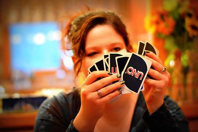Not Winning Uno Yet