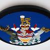 Jan 4th - Plaque on the Spirit of British Columbia ferry.