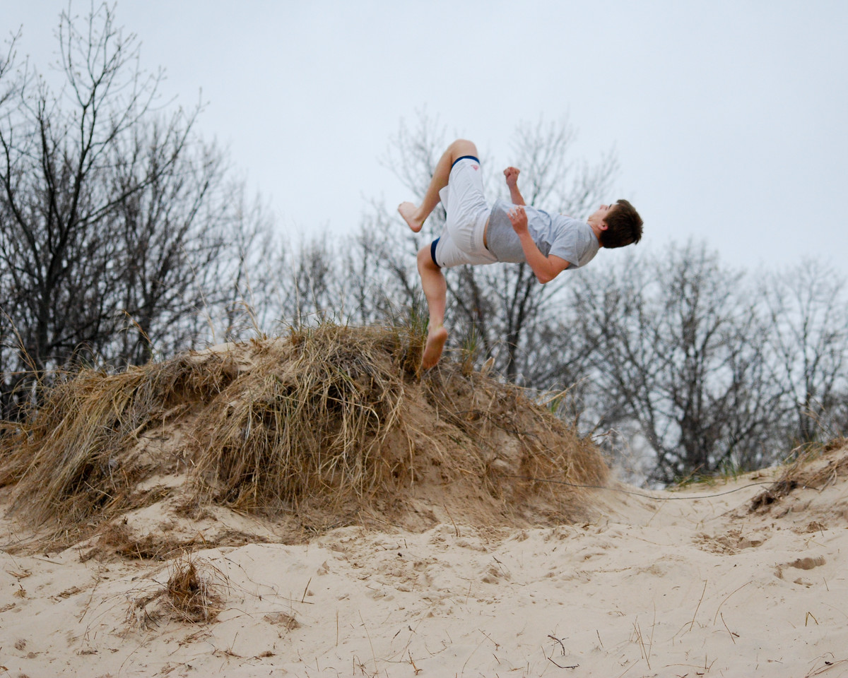05-01-2011 - May Day  Dune Flipping