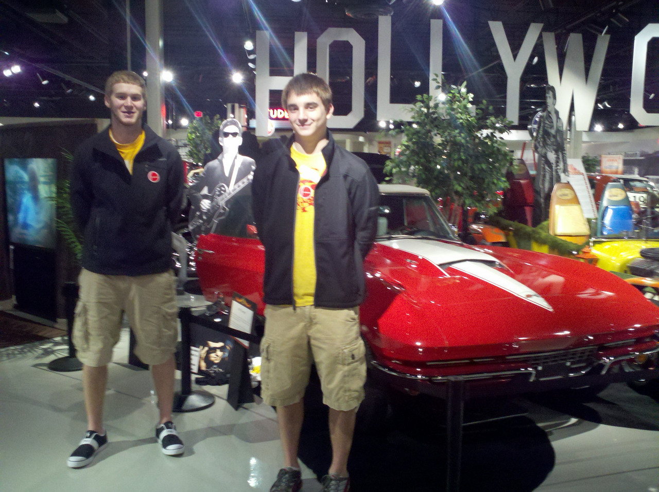 03-31-2011 - How sweet - Roy Orbison's 1967 Corvette -
