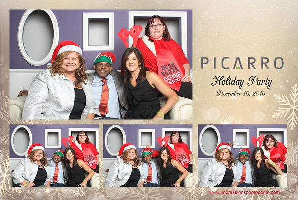 Picarro Holiday Party 12-16-16