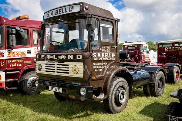 JBT 127S Leyland Buffalo