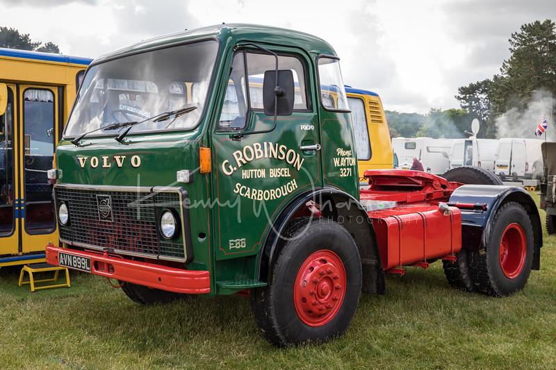 AVN 899L Volvo F86