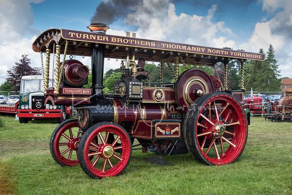 Burrell No. 3313 Traction Engine 4.5NHP Yorkshireman (1911)