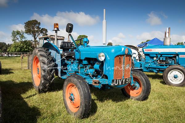 UVY 59 Fordson Dexta