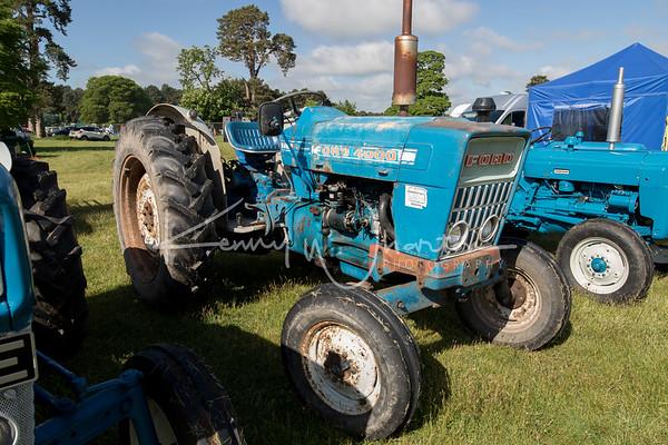 EBT 467L Ford 4000