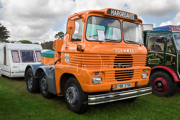 YBE 375K Scammell