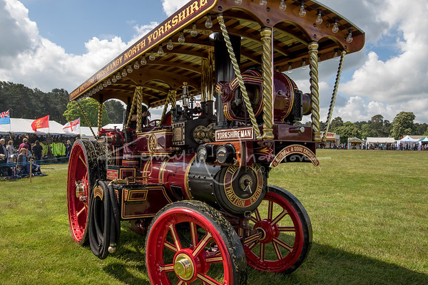 Yorkshireman Burrell Traction Engine 4.5NHP (1911)