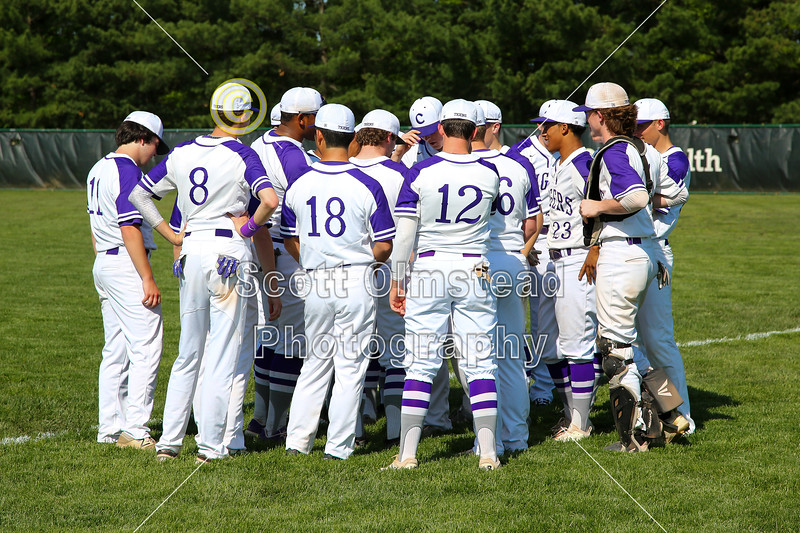 Grove City High School Greyhounds at Pickerington High School Central Tigers - Wednesday, May 8, 2019