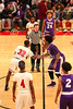 1st Quarter - Junior Varsity - Pickerington High School Central Tigers at Westerville South High School Warriors - Tuesday, January 3, 2017