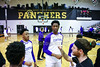 Team Captains - District Championship Game Played at Ohio Dominican University Arena, Home of the Panthers - Pickerington High School Central Tigers versus Dublin Coffman High School Shamrocks - Saturday, March 11, 2017