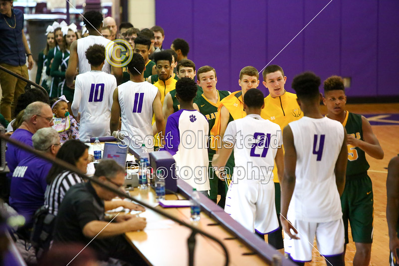 Final - O.H.S.A.A. State Tournament - Hamilton Township High School Rangers at Pickerington, High School Central Tigers - Saturday, February 26, 2017