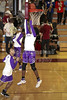 Pregame Warm-Ups - Pickerington High School Central Tigers at New Albany High School Eagles - Tuesday, January 24, 2017