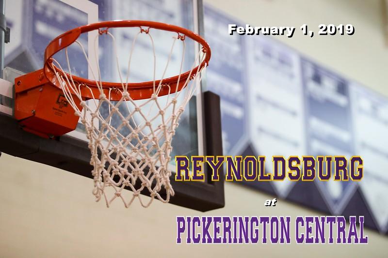 Reynoldsburg High School Raiders at Pickerington High School Central Tigers - Friday, February 1, 2019