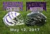 Pickerington High School Central Tigers at Pickerington High School North Panthers - Friday, May 12, 2017