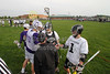 Team Captains and the Coin Toss -<br />  Pickerington High School Central Tigers at Pickerington High School North Panthers - Friday, May 12, 2017