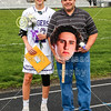 Joey Adnoretto - Senior Night - Marysville High School Monarchs at Pickerington High School Central Tigers - Thursday, April 25, 2019