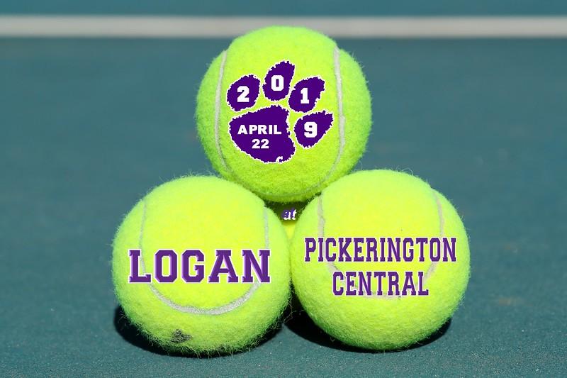 Logan High School Chieftains at Pickerington High School Central Tigers - Monday, April 22, 2019