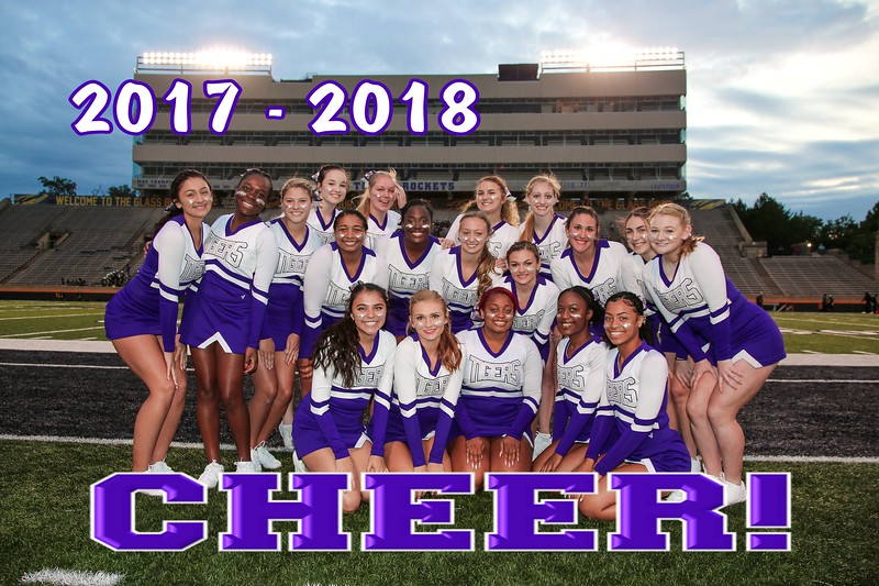 CHEER Years 2017-2018