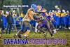 Gahanna Lincoln High School Lions at Pickerington High School Central Tigers - Friday, September 30, 2016