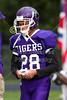 Pregame Warm-Ups - Gahanna Lincoln High School Lions at Pickerington High School Central Tigers - Friday, September 30, 2016