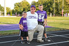 Pregame Warm-ups - Groveport Madison High School Cruisers at Pickerington High School Central Tigers - Homecoming - Friday, September 16, 2016