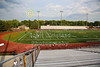 Marv Moorehead Memorial Stadium on the Campus of Upper Arlington High School - Pickerington High School Central Tigers at Upper Arlington High School Golden Bears - Friday, September 23, 2016