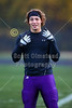 Pregame Warmups - O.H.S.A.A. First Round Playoff Game - Springfield High School Wildcats at Pickerington High School Central Tigers - Friday, November 4, 2016